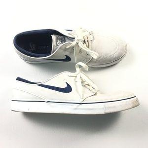 d2504285a65c Nike SB Janoski White Blue Size 10 615957-104